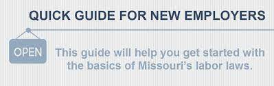 The process to file for an unemployment claim varies depending on the state. Missouri Labor