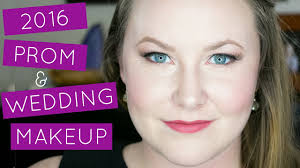 spring makeup wedding prom makeup 2016