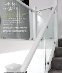 Image Bedroom Furniture Pinterest White Glass House Staircase White Staircase Stair Paneling