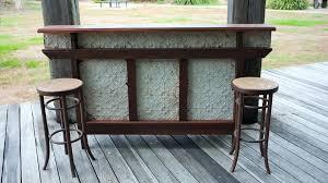 pressed metal furniture. Rustic Pressed Metal Bar Furniture