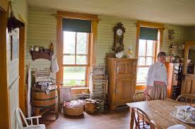 Farm Kitchen Filelooking Ne At Kitchen Tinsley Living Farm Museum Of The