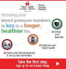 Track My Blood Pressure Find High Blood Pressure Tools Resources