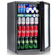 Mini Soda Vending Machine Mesmerizing Amazon Costway 48 Can Beverage Refrigerator And Cooler Mini