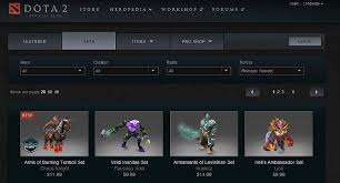 dota 2 features the dota 2 trading economy what makes it so cut