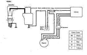 1979 Kawasaki 250 Wiring Schematics For DDEC IV