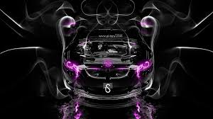 bmw m3 engine smoke car