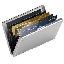 Customizable in over 650 design combinations. Rfid Metal Wallet Card Holder Card Genie Store