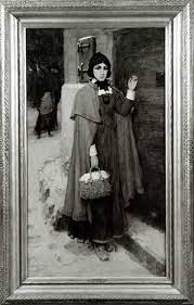 hester big jpg black and white photograph of painting of hester prynne