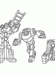 Small Picture All Rescue bots coloring pages for kids printable free coloing