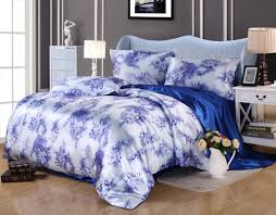 blue and white bedding set luxury bedding duvet cover set twin full queen super california king boys 160
