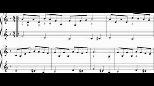 Schindler's list - 2 violins (duet) - FREE sheet music