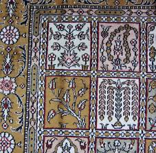 new 6 x4 four seasons handmade carpets hand knotted nice kashmir silk area rugs classico rugs