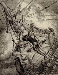 part v < rime of the ancient mariner < samuel taylor coleridge it flung the blood into my head and i fell down in a swound