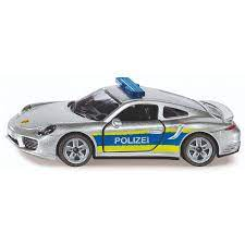Xe cảnh sát Porsche 911