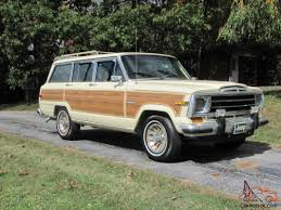 Wagoneer leather