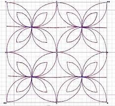 Image result for simple machine quilting stitch patterns | Simple ... & Image result for simple machine quilting stitch patterns Adamdwight.com