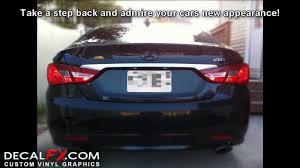 2011 Hyundai Sonata Rear Lights Diy Hyundai Sonata Custom Inner Tail Light Mod