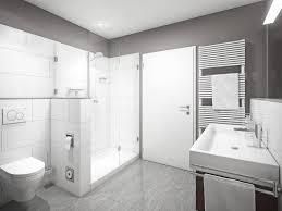 Denn die graue betonoptik passt in ihrer schlichtheit sehr gut zu designküchen in allen farben. Bad In Betonoptik Ideen Und Tipps Obi