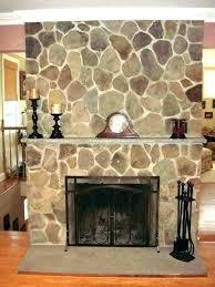 refacing brick fireplaces refacing a brick fireplace with stone veneer resurface brick fireplace with stone reface refacing brick fireplaces