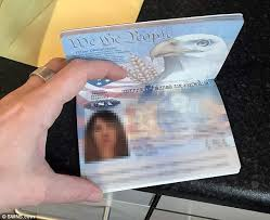 Passports Deliverymen Us Over To 20 Mother-of-one Accidentally Hand