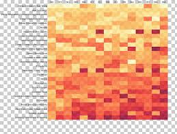 Heat Map Survey Methodology Data Chart Knowledge Others Png