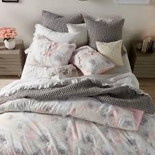 nwt lc lauren conrad comforter pillow shams set peony dreams full queen