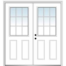 steel doors with glass steel doors