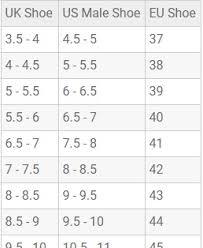 Cycling Shoe Size Chart Diadora Cycling Shoes Size Chart Bike Store