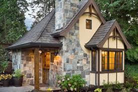 tiny house plan. Storybook Tudor Cottage Floor Plan Tiny House
