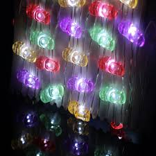 decorative string lighting. Battery 3M 40LED Decorative Shoes Shaped Garland LED String Lights, Christmas New Year Holiday Party Wedding Lamp Lighting