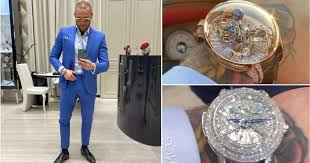 UFC news: <b>Conor</b> McGregor's two <b>new</b> watches cost him £2.2m ...