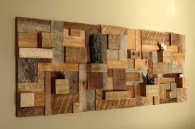 best wood wall art ideas