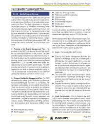 Quality Management Plan Quality Management Plan Example Ninjaturtletechrepairsco 20