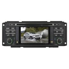 jeep grand cherokee dodge chrysler car 1999 2004 jeep grand cherokee dodge chrysler car dvd player in dash navigation system
