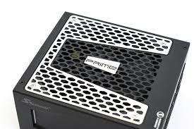 Обзор <b>блока питания Seasonic Prime</b> Ultra Titanium 1000W(SSR ...