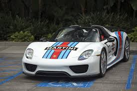 918 spyder white. photo porsche 918 spyder sportscar white front automobile auto cars