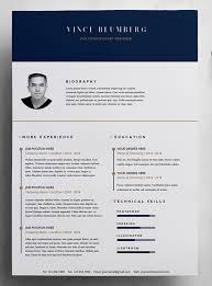 Download Resume Templates 40 Best 2018 S Creative Resume Cv