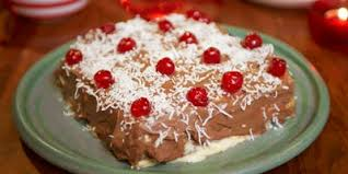 Mums Special Occasion Gypsy Cake Recipe Lifestyle