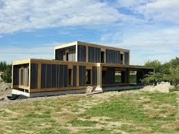 Prix Extension Bois 20m2 Maison Bois Finest Industrial Exterior
