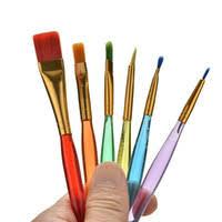 Wholesale Artist Oil Brushes for Resale - Group Buy Cheap Artist Oil ...