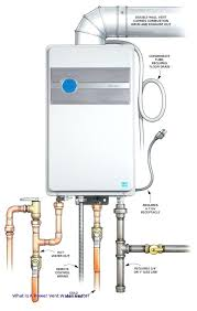 water heater options. Contemporary Heater Power Vent Tankless Water Heater Choosing A New Home  Improvements What Is   Intended Water Heater Options R