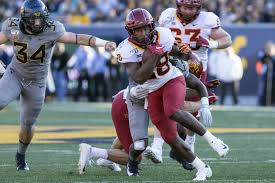 Iowa State Scholarship Chart Freshman Breece Hall Emerges At Rb For Iowa State
