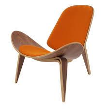 hans wegner s chair replica hans j wegner modern white leatherette lounge chair carnival