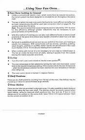 Fan Oven Conversion Chart O To Use O Shelf Positions O Oven Shelves Ariston Dov317