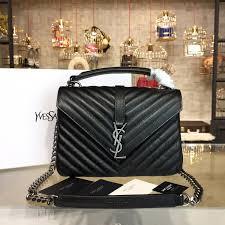 Designer Discreet New Website Ysl Shoulder Bag Counter Quality Replica Bag Bags Yves