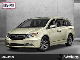 It features a replaceable filter, canister bag canadian model & trim. Used 2016 Honda Odyssey For Sale In Phoenix Gb060437 Autonation Usa
