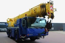 Liebherr Ltm1055 3 2 Telescopic Cranes Phm Id 10447