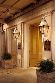 classic new orleans gas lanterns and french doors new orleans lights87