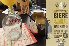 Test Du Kit De Brassage Bière De Nature Découvertes Les