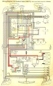 thesamba com type 3 wiring diagrams 1967